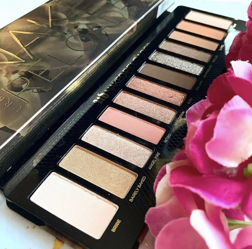 URBAN DECAY | Naked Reloaded Eyeshadow Palette - Review