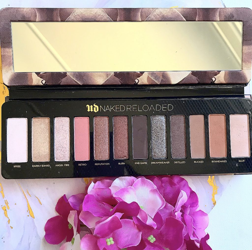 Recensione Palette Urban Decay Naked Reloaded - Pagina 2